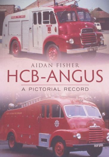HCB-Angus, A Pictorial Record, by Aidan Fisher